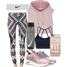 Workout by forever-inspired on Polyvore featuring adidas, Lorna Jane, NIKE and Casetify
