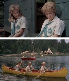 parent trap. the original, lindsay lohan can suck it, Haley Mills all the way