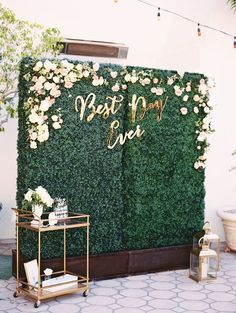 Southern California wedding planning services and portfolio Flower Wall Wedding, Diy Wedding Backdrop, Flower Wall Backdrop, Backdrop Design, Diy Backdrop, Backdrop Decorations, Photo Booth Backdrop, Wedding Flower Arrangements, Wedding Decorations