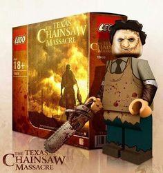 Texas Chainsaw Massacre: Leatherface Lego Ed.