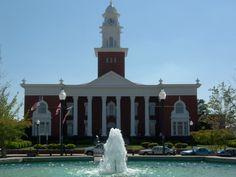 Opelika Courthouse