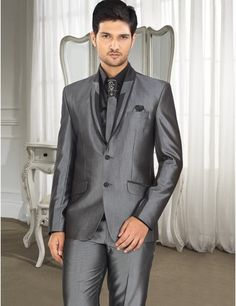 A Jodhpuri coat suit is the best attire to wear on Reception ...
