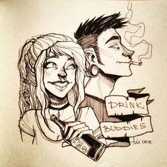 Ann and G