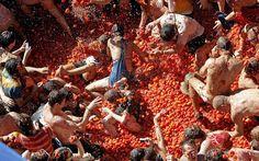 La Tomatino In Spain