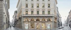 Fendi Private Suites in Rome - Best hotel rates - Vossy Palazzo, Gio Ponti, Fendi, Rome Hotels, Best Hotels, W Hotel, Hotel Branding, Trevi Fountain, Vatican City