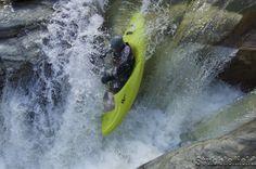 Go White Water Kayaking