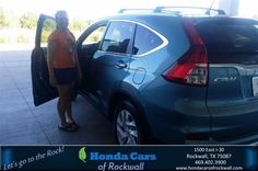 #HappyBirthday to Marcy from Teal McDonald at Honda Cars of Rockwall!  https://deliverymaxx.com/DealerReviews.aspx?DealerCode=VSDF  #HappyBirthday #HondaCarsofRockwall