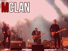 En Rock and Blog te contamos como vivimos el concierto de M Clan del pasado 15 de Mayo en Alcobendas (Madrid) Ambiente Con chaqueta púrpura y predominando el negro en el escenario, comienza el concierto de M Clan en el parque de Andalucía de Alcobendas.   #Crónicas de Conciertos #MClan