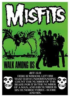 Fuck Yeah, The Misfits!