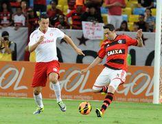 Clube de Regatas do Flamengo - Flamengo X Internacional - 10-10 - Brasileiro - 2013