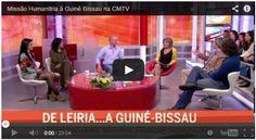 A CM TV recebeu nos seus estúdios a Missão Humanitária à Guiné  Bissau, do Grupo de Acção Social da Lazy Millionaires League (GAS), em representação desta iniciativa estiveram presentes o Miguel Borges, a Rita Cerejo, o Nuno Rebocho e a Cristina Valente. http://blog.edgareteresa.com/blog/cm-tv-recebe-a-miss%C3%A3o-humanit%C3%A1ria-%C3%A0-guin%C3%A9-bissau