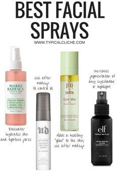 Best Facial Sprays