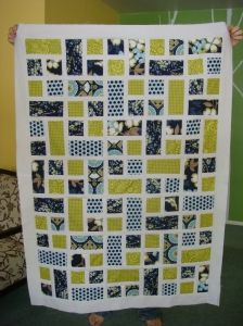 quilt from film in the fridge tutorial