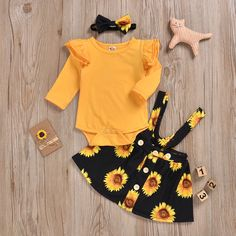 3Piece Newborn Toddler Infant Baby Boys Outfits Set,Long Sleeve Romper Hight Waisted Leopard Print Shorts Headband Suit