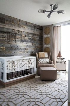 Gender Neutral Nursery With Wendy Bellissimo Interiors . How To Decorate A Gender Neutral Nursery Room To Bloom. The Best Gender Neutral Nursery Inspiration. Home and Family Travel Theme Nursery, Baby Nursery Themes, Baby Boy Rooms, Baby Bedroom, Baby Boy Nurseries, Nursery Room, Kids Bedroom, Nursery Ideas, Wood Wall Nursery