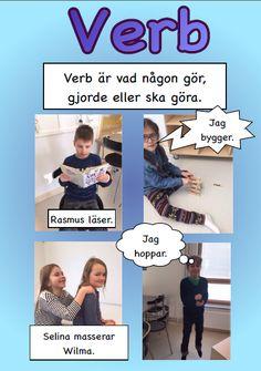 svenska | skolfröken fräken Hello Word, Learn Swedish, Swedish Language, Future Jobs, Prepositions, Working With Children, Pre School, Literacy, Bra Tips