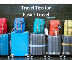 Travel Tips for Easi