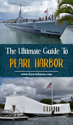 Visiting Pearl Harbor, A Must-See In Hawaii