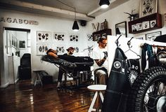 P&Co Journal   Vagabond Tattoo Studio