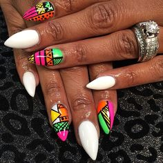 Instagram photo by nailsbynisha #nail #nails #nailart
