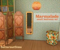 | MARMALADE - SMALL BEDROOM SET gift 2 of 3 for 3k...