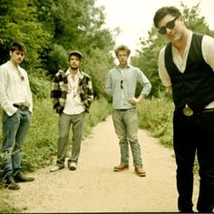 Mumford and Sons are some attractive dressers.