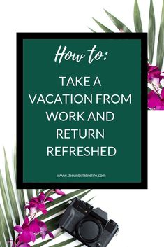 Vacation should be a stress-free time, but for many people in corporate or Biglaw jobs, the mere thought of getting away from the office is anxiety-inducing. Read on to learn tips and advice on how to prepare for your vacation so you can spend it stress-f Career Success, Career Change, Career Advice, Stress And Anxiety, Work Stress, Anxiety Help, Anxiety Relief, Stress Management Strategies, Career Exploration