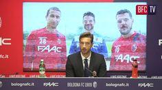"#BentornatoAntonio: ""incursione"" a sorpresa in conferenza #Buffon"