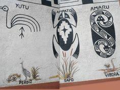 Santa Maria, Web Magazine, Symbols, Pattern, Animals, Indigenous Art, Circuit, Loom, Animales