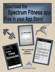 Find our App! Free in your App Store!