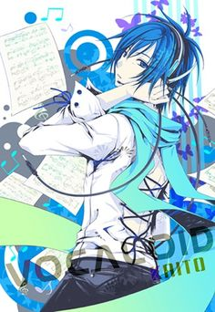 alice in dreamland vocaloid kaito shirtless