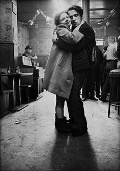 Anders Petersen - Café Lehmitz - 1967 - 1970