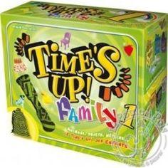 Times' Up Family - jeu Asmodée