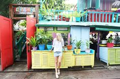Bali, Indonesia on 8 Must-Visit Destinations for Solo Female Travelers via @MyDomaine