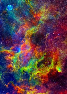 neon universe - amazing