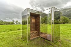 Processcraft   Lookout (designed and built as part of their final year thesis project in conjunction with the Loch Lomond and Trossachs National Park)