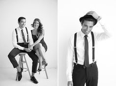 Real Engagement: Noel and Nick in NYC // Images by Thaddeus Rombauer Photography // Via Modernly Wed (48)