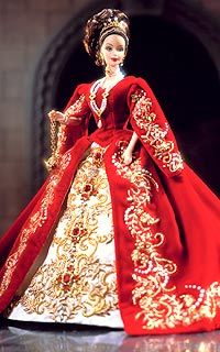 Barbie Imperial Splendor Faberge