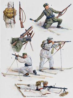 Arctic Warfare WW2
