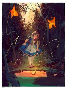 Alice Fan Art