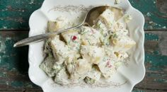Potato Salad with Pickles and Dill - Bon Appétit