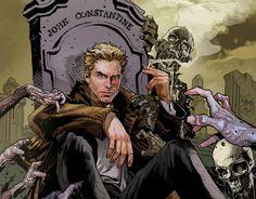 La NBC confirma la serie 'Constantine', protagonizada por un personaje de cómic bisexual