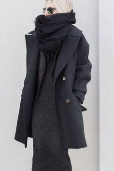 15 x All black outfits voor aankomend seizoen