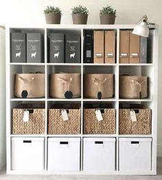 Home-Office-Organisation-DIY-Filing-System-Storage - Diydekorationhomes.club - Home-Office-Organisation-DIY-Filing-System-Storage -