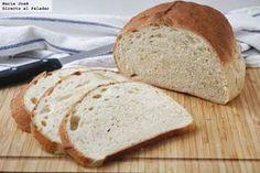 Pan Rapido, Pan Bread, Bread Recipes, Bakery, Homemade, Paninis, Food, Empanadas, Buns