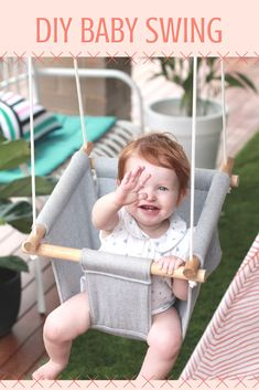 DIY Baby Swing - The Thud