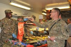 Turkeys fly military air to Afghanistan, Africa, Middle East this Thanksgiving - Army News Service