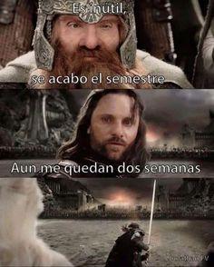 Salvar el semestre/memes