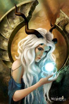 Capricorn by MelissaFindley.deviantart.com on @deviantART