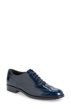 Tod's+Wingtip+Oxford+(Women)+available+at+#Nordstrom